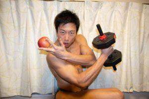 糖質制限におけるりんごのカロリー・糖質