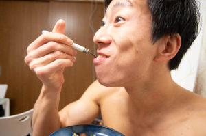 【チャーハン】糖質制限ダイエットの観点から見る食品の栄養成分 - そのカロリーと糖質