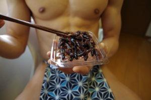 【いなご】糖質制限ダイエットの観点から見る食品の栄養成分 - そのカロリーと糖質